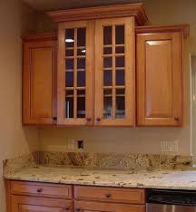 how to add crown molding to kitchen cabinets kitchen cabinet crown molding photos monsterlune