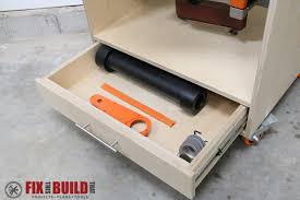 how to build a flip top tool stand fixthisbuildthat