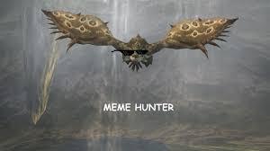 Monster Hunter Memes - meme hunter ultimate monster hunter montage parody youtube