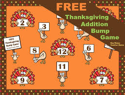 free thanksgiving activities for home or school boy