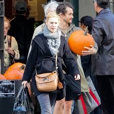 pregnant claire danes with hugh dancy in toronto pictures