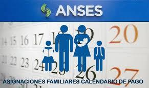 fecha cobro asignacion por hijo mes febrero 2016 fechas de cobro asignación familiar diciembre enero y febrero 2018