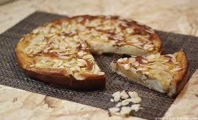 recette de cuisine gateau gâteau à la poire allégé et sans gluten