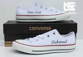 wedding shoes converse custom wedding converse