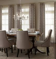 dining room curtains ideas dining room