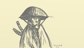 opticboost samurai sketch