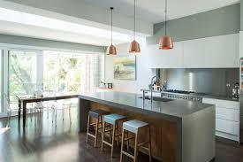 kitchen design ideas renovations u0026 photos with concrete benchtops