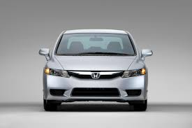 2009 honda civic lineup receives new exterior styling