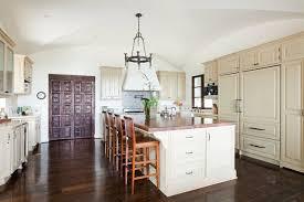 nice elegant interior kitchen design of the mediterranean cottage nice elegant interior kitchen design of the mediterranean cottage style that has brown modern wooden floor