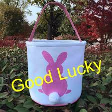 blank easter baskets 30pcs lot free shipping new arrival 4 colors monogrammed blank