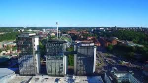hotel gothia towers gothenburg sweden 4k youtube