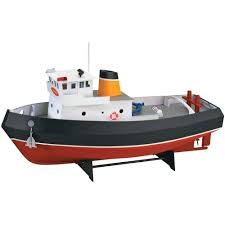 Radio Control Model Boat Magazine Latina Motorized Samson Tugboat Wooden Model Ship Kit