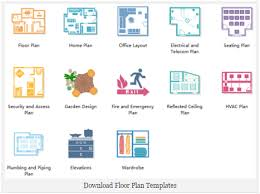 Floor Plan Templates Wonderful Floor Plan Maker Designs Floor Plan Easily Visio Like