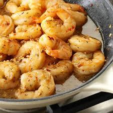 cajun thanksgiving dinner cajun shrimp skillet recipe taste of home