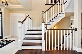 home interior staircase design stair railing in trends designs invisibleinkradio home decor