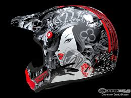 motocross helmets with goggles product peek scott motocross helmets motorcycle usa