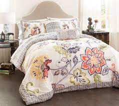 Colorful Queen Comforter Sets Aster 5 Piece Full Queen Comforter Set By Lushdecor Page 1 U2014 Qvc Com