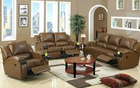 Brown Leather Recliner Sofa Leather Recliner With Cup Holder U2013 Mullinixcornmaze Com