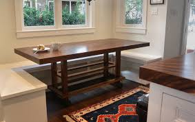 Banquette Dining Furniture Outstanding Banquette Table 27 Banquette Table Overhang Kitchen