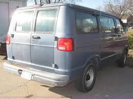 Dodge Ram Cargo Van - 1997 dodge ram van 1500 cargo van item f7194 sold decem
