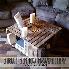 How To Make Wine Crate Coffee Table - slim coffee table with copper pipe base furniture ideas eva
