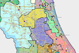 Florida Political Map by Florida House Releases Redistricting Lines Tuesday Mapping Out