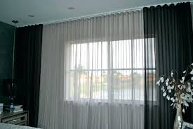 Black Sheer Curtains Black Sheer Curtains Vrboska Hotel