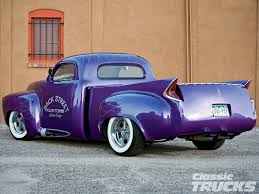 Old Ford Truck Types - 18 awesome purple trucks that will blow you away photos