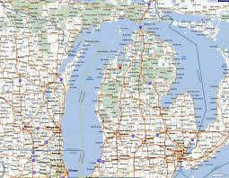 map of michigan news flash michigan s out of hibernation let there be light