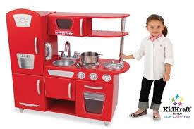 Kids Kitchen Furniture Ideas Cute Kidkraft Retro Kitchen For Best Kids Kitchen Idea