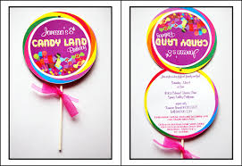 how to make invitations pretty in prints prettyinprints how to make a lollipop