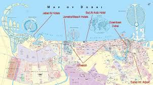 United Arab Emirates Map Map Of Dubai Dubai Location Map United Arab Emirates