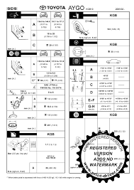 toyota aygo service manual with basic pics 72321 linkinx com