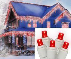 red and white alternating christmas lights 16 00 20 00 this kurt adler 15 light 3 6 inch icicle light set is