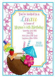 luau invitations hawaiian luau invitations luau invitations coconut hawaiian