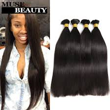 human hair for crocheting cheap straight human braiding hair buy quality human braid