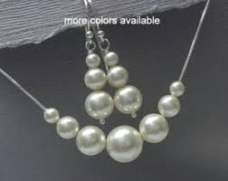 ivory pearl ivory pearl jewelry etsy