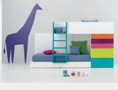 Funky Bunk Beds Uk Funky Bunk Staggered Bunk Beds Funky Space Saving