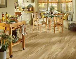 Traditional Laminate Flooring Wooden Laminate Flooring In Traditional Kitchen Design Idea With
