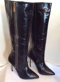 womens boots size 5 ralph black leather ankle boots size7 41 60 whispers