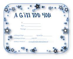 shining star gift voucher template gift voucher templates