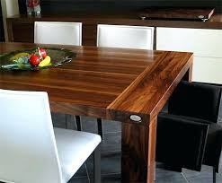 modele de table de cuisine modele de table de cuisine en bois table cuisine contemporaine