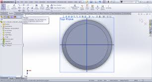 tutorial creating knurl in solidworks grabcad