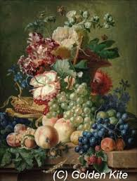 flowers and fruit cross stitch patterns and kits still of flowers and fruit 3