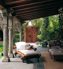 Out Door Patio Covered Outdoor Patio Indian Patio Other By Coleccion