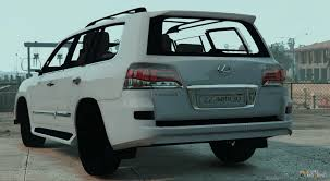lexus lx 570 f sport 2014 lexus lx 570 v3 for gta 5