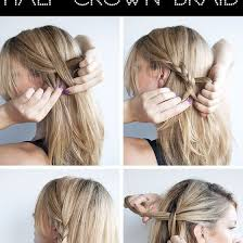 hair braiding styles step by step the 25 best braid crown tutorial ideas on pinterest braided