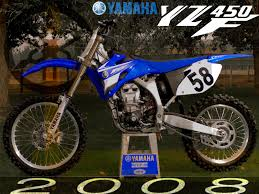 yamaha motocross bikes 2008 yamaha yz450f first ride motorcycle usa