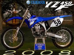 yamaha motocross bikes 2008 yamaha yz450f first ride motorcycle usa