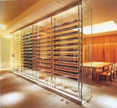 All Glass Display Cabinets Home Best 25 Glass Wine Cellar Ideas On Pinterest Wine Display Wine